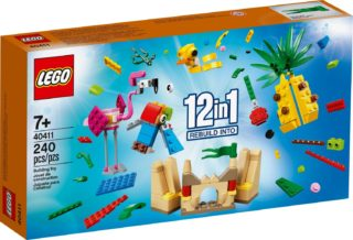 LEGO 40411 Creative Fun 12 in 1