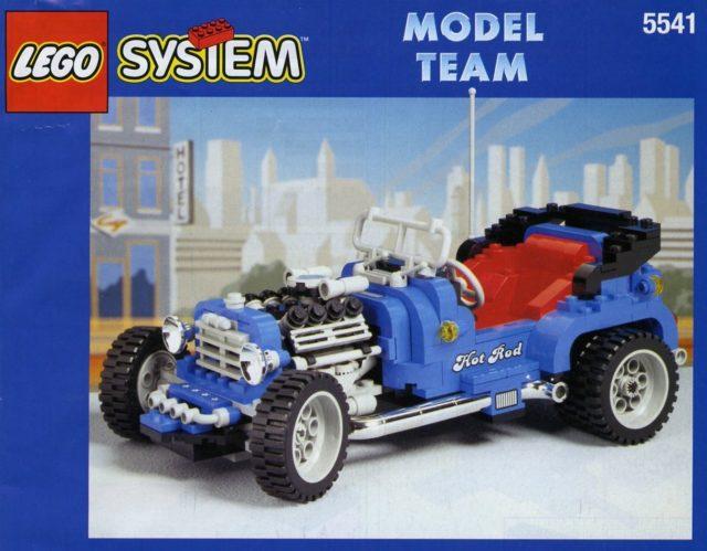 LEGO 5541
