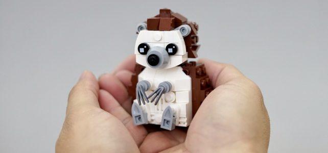 LEGO Hérisson