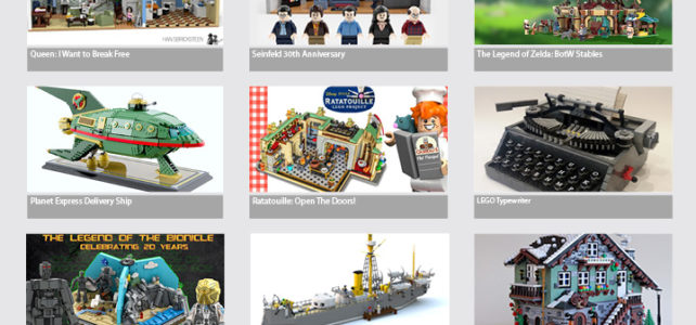 LEGO Ideas 2019 results