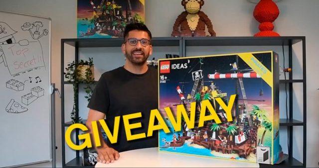 LEGO Ideas concours