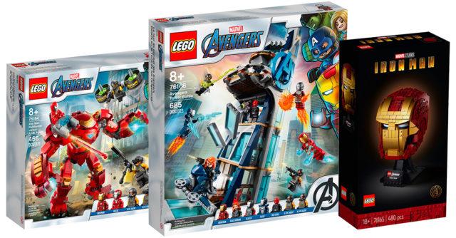 LEGO Marvel 2020