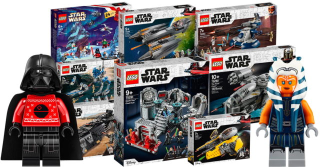 LEGO Star Wars 2020 second semestre