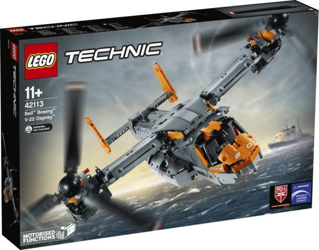 LEGO Technic 42113