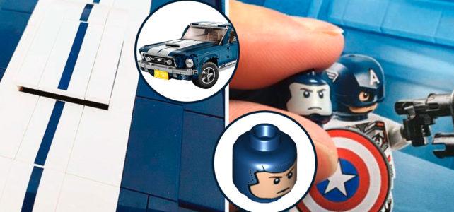 Les problèmes de qualité et de pièces manquantes chez LEGO