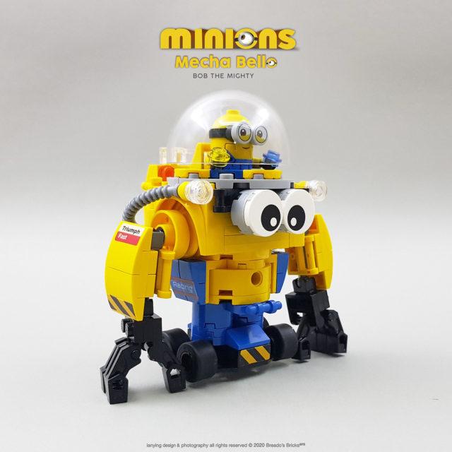 Minions Mecha Bob
