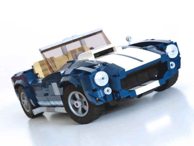OSM LEGO 10265 Ford Mustang Cobra Roadster