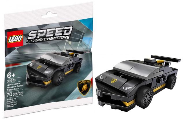 Polybag LEGO 30342 Lamborghini Huracan