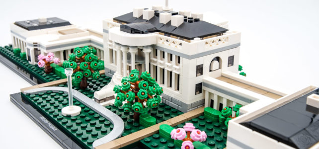 REVIEW LEGO Architecture 21054 White House