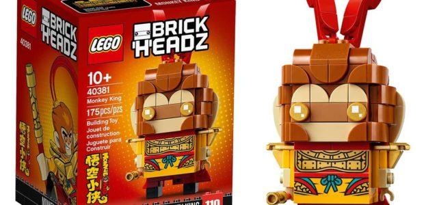 BrickHeadz LEGO 40381 Monkey King