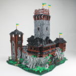 Elon's Retreat LEGO Castle