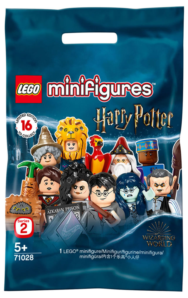 LEGO 71028 Harry Potter CMF
