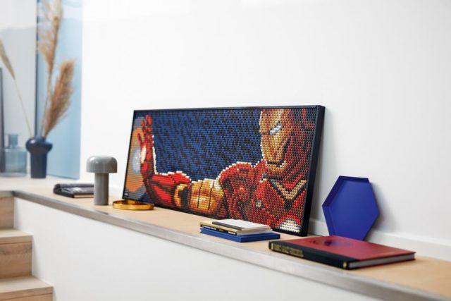 LEGO Art 31199 Marvel Iron Man