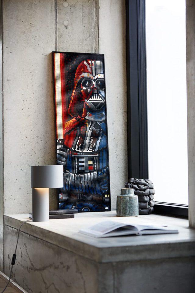 LEGO Art 31200 Star Wars Sith