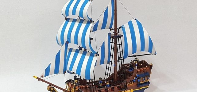 LEGO Caribbean Clipper