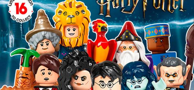 LEGO 71028 Harry Potter Collectible Minifigures series 2 : premiers visuels officiels !