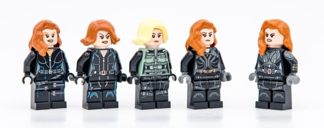 LEGO Marvel 2020 Black Widow