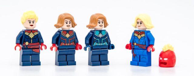 LEGO Marvel 2020 Captain Marvel