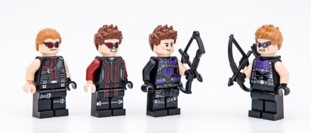 LEGO Marvel 2020 Hawkeye