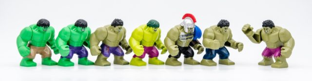 LEGO Marvel 2020 Hulk