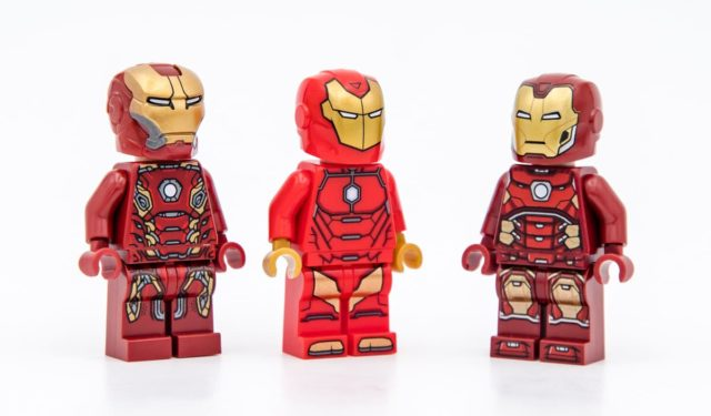 LEGO Marvel 2020 Iron Man