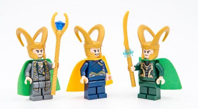 LEGO Marvel 2020 Loki