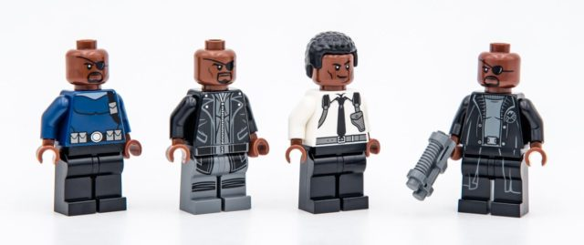 LEGO Marvel 2020 Nick Fury