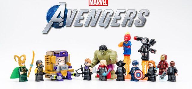 LEGO Marvel Avengers 2020