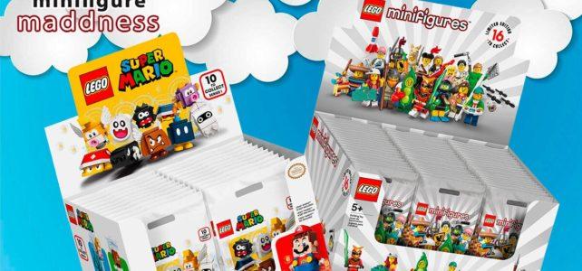 LEGO MinifigureMaddness