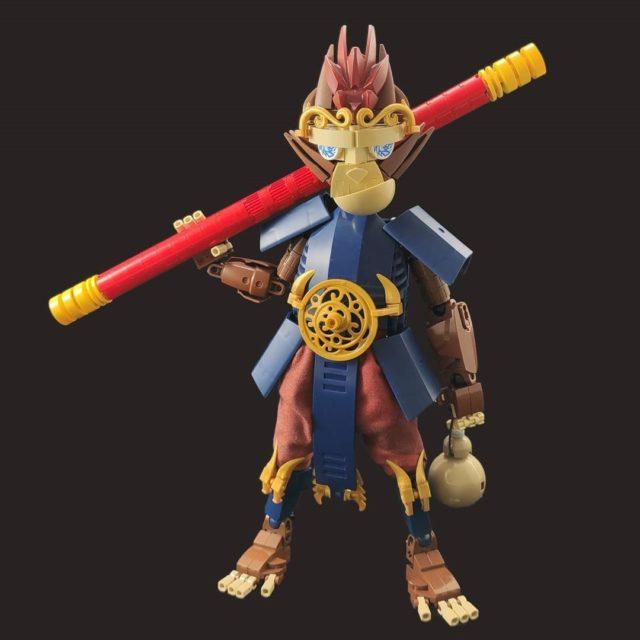 LEGO Sun Wukong Roi Singe
