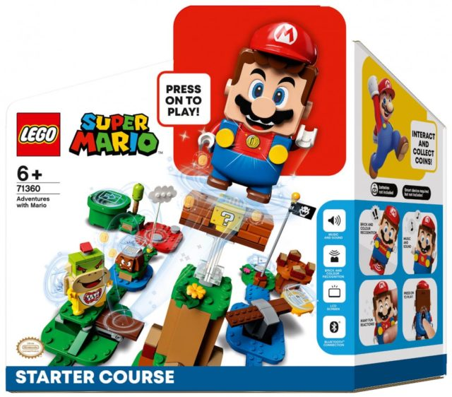LEGO Super Mario 71360 starter pack