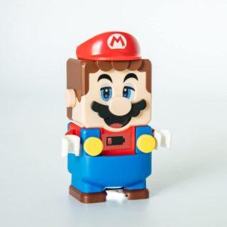 LEGO Super Mario battery
