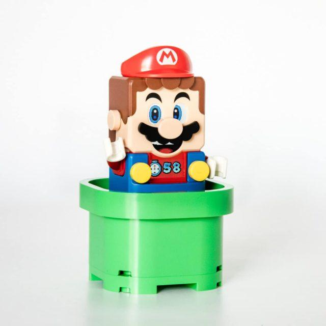 LEGO Super Mario start
