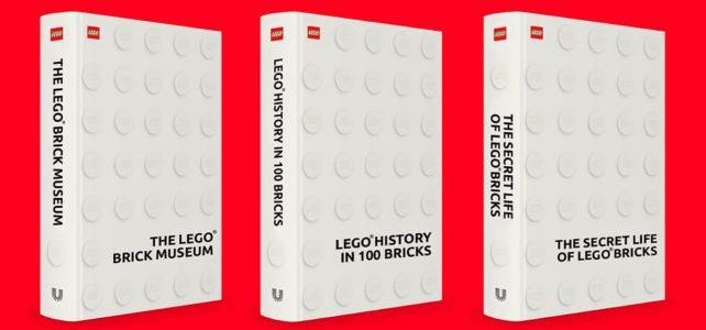 LEGO ideas books AFOL