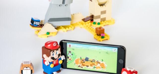 REVIEW LEGO Super Mario 40414