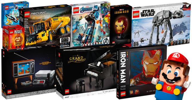 Shop LEGO aout 2020