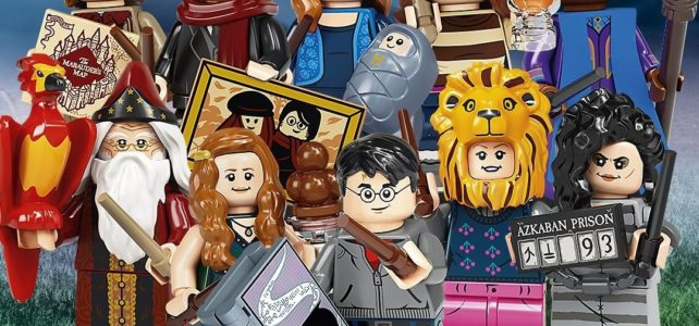 LEGO 71028 Harry Potter Collectible Minifigures series 2