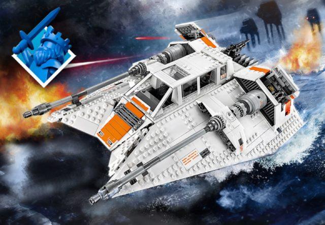 LEGO 75144 VIP