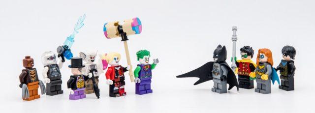 LEGO Batman 2020 minifigs