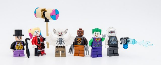 LEGO Batman 2020 villains