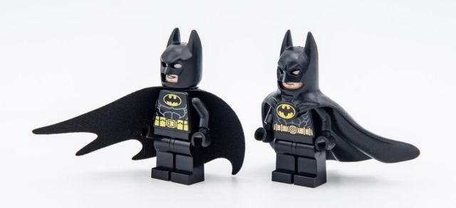 LEGO Batman 2020 vs 1989