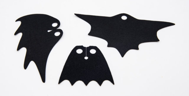 LEGO Batman capes