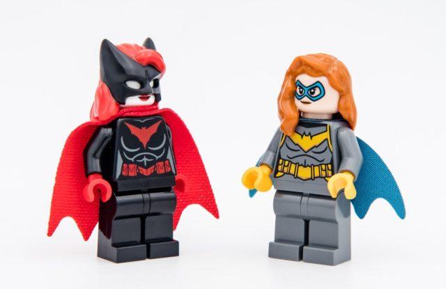 LEGO Batwoman Batgirl