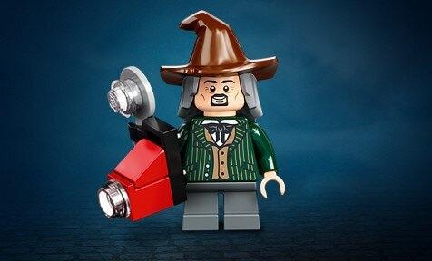 LEGO Daily Prophet