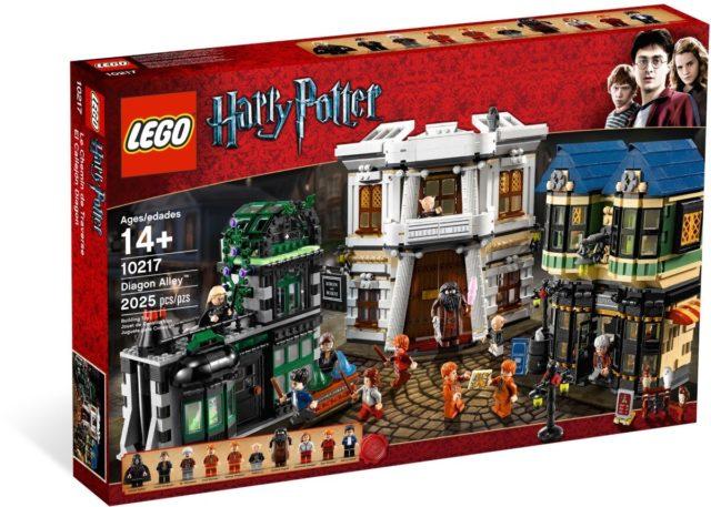 LEGO Harry Potter 10217 Diagon Alley