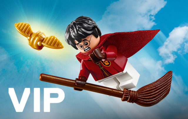 LEGO Harry Potter quiz VIP