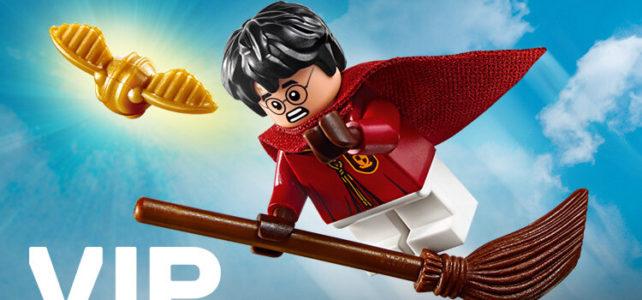 LEGO Harry Potter quiz VIP