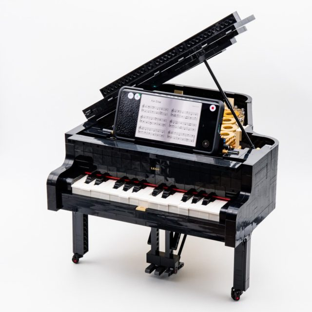 LEGO Ideas 21323 Grand Piano