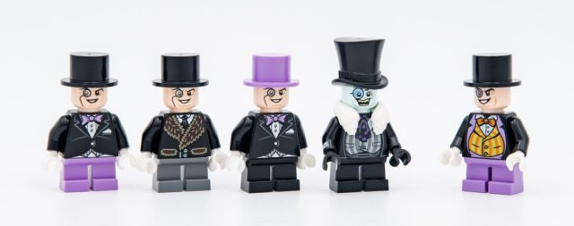 LEGO Penguin evolution