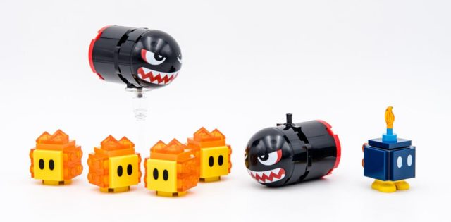 LEGO Super Mario Bob-omb Boomer Bill